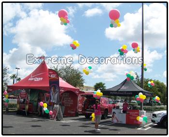 Balloon Kites - Balloon Satellite