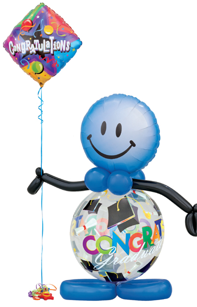 Graduation Balloon Buddy