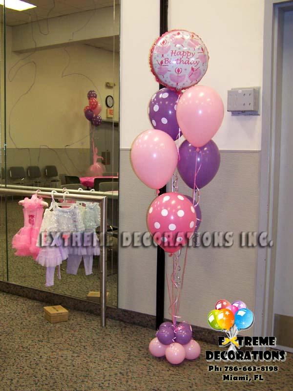 Party Decorations Miami Balloon Sculptures