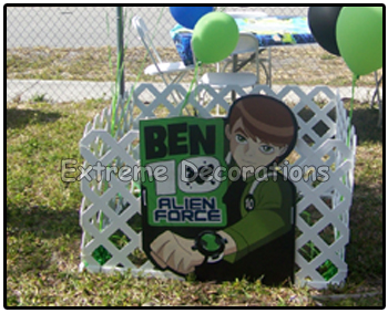 Party Decorations Miami Kids Party Decorations