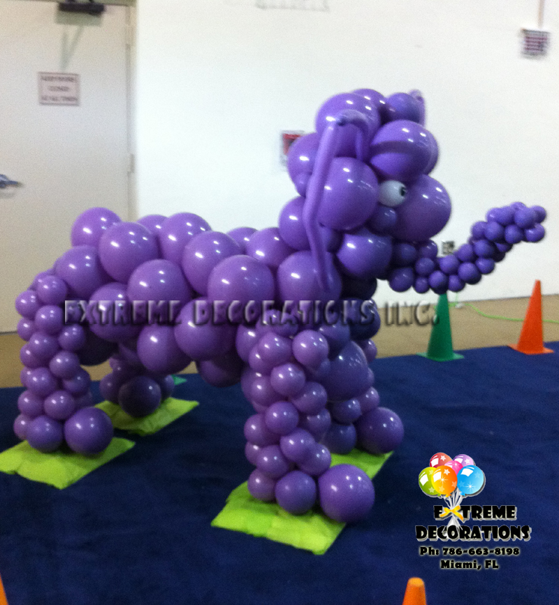 Party Balloons Zurich: Party Decorations Miami