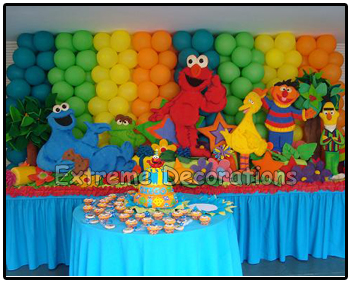 Party Decorations Miami