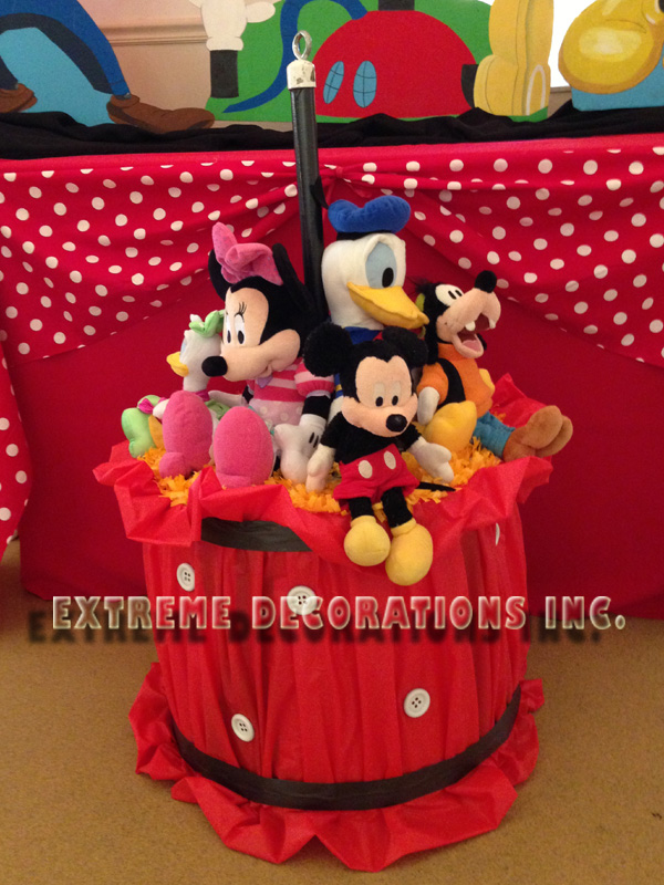 Mickey Clubhouse Pinata