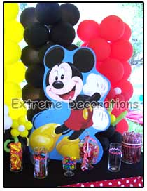 Mickey kids Party Decorations Miami