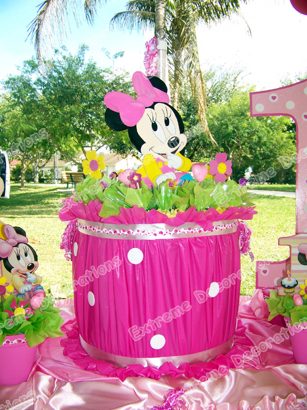 Baby Minnie Mouse Birthday Decorations 600 x 800 · 606 kB · jpeg