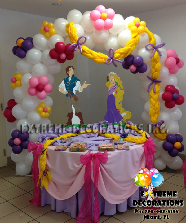 Theme Party Decorations