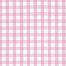 Tablecloth Rental Miami - Pink Gingham linen