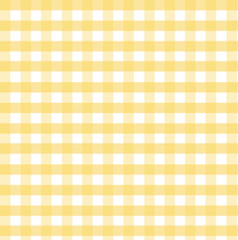Tablecloth rental Miami - Yellow Gingham linen