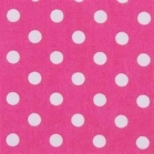 tablecloth rental miami hot fink fucsia polka dot